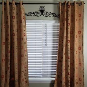 "84"" Curtains drapery panels"